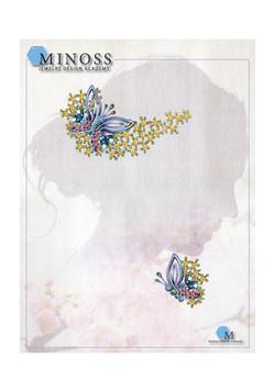 2008 국제 주얼리 디자인 공모전우수디자이너상 미노스 주얼리 아카데미 정규과정 오 정 화