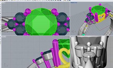 주얼리디자인 라이노캐드 쓰리디 모델링으로 제작.jpg