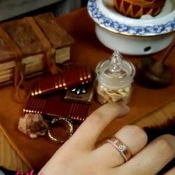 #웨딩링 직접 디자인해서 제작의뢰하기_세상에 단 하나 특별한 #프로포즈링 선물하기_#커플링제작 #핑크골드링 #다이아몬드링_#결혼준비 #특별한선물 추천합니다^^