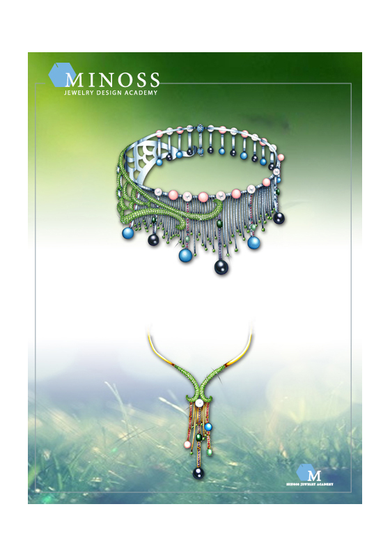 2008 보석문화상품 공모전 입선 수상작 이순덕