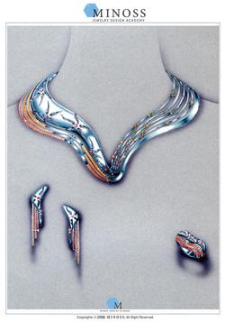 2005 국제 주얼리 디자인 공모전 특선 - 정 다 운