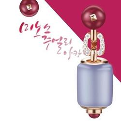 #원석귀걸이 아름다운 색감에 빠져보아요~~ #주얼리디자인 #디자인포트폴리오 #보석렌더링 #주얼리유학 #보석디자이너 #주얼리공예 #쥬얼리일러스트 #bulgarijewelry #jew