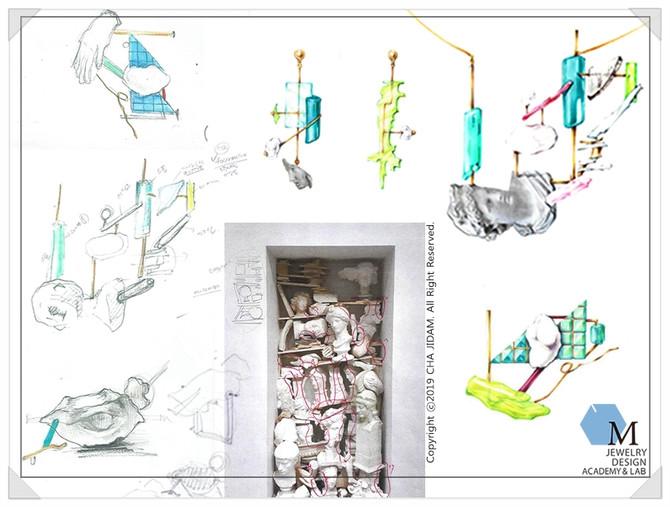 이탈리아 IED 유럽 최대 디자인스쿨 입학을 축하합니다.