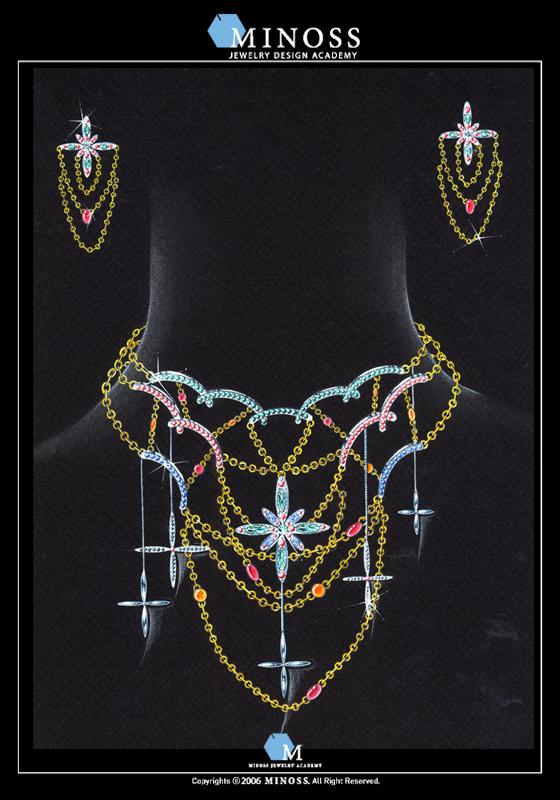 2005 국제 주얼리 디자인 공모전 입상 - 이 상 윤