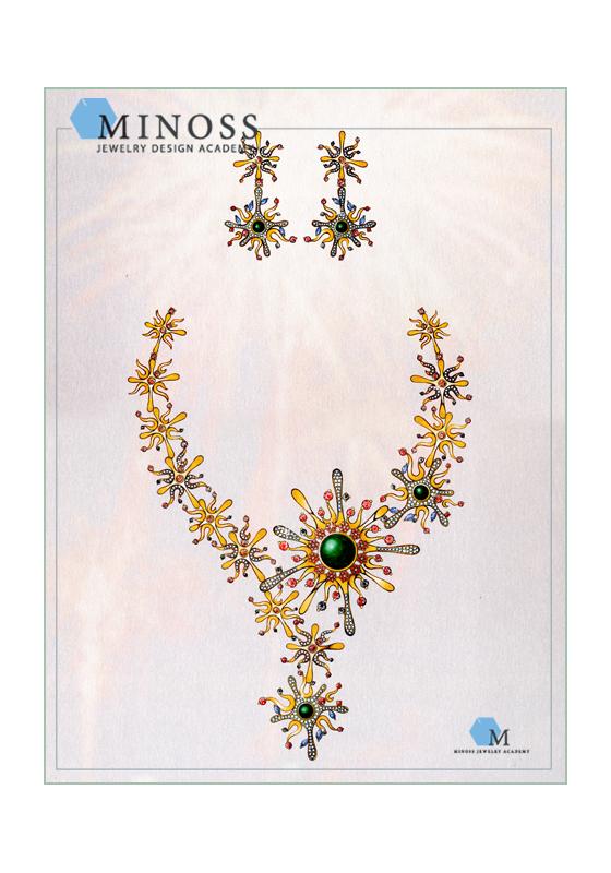 2008 보석문화상품 공모전 입선 수상작  오정화