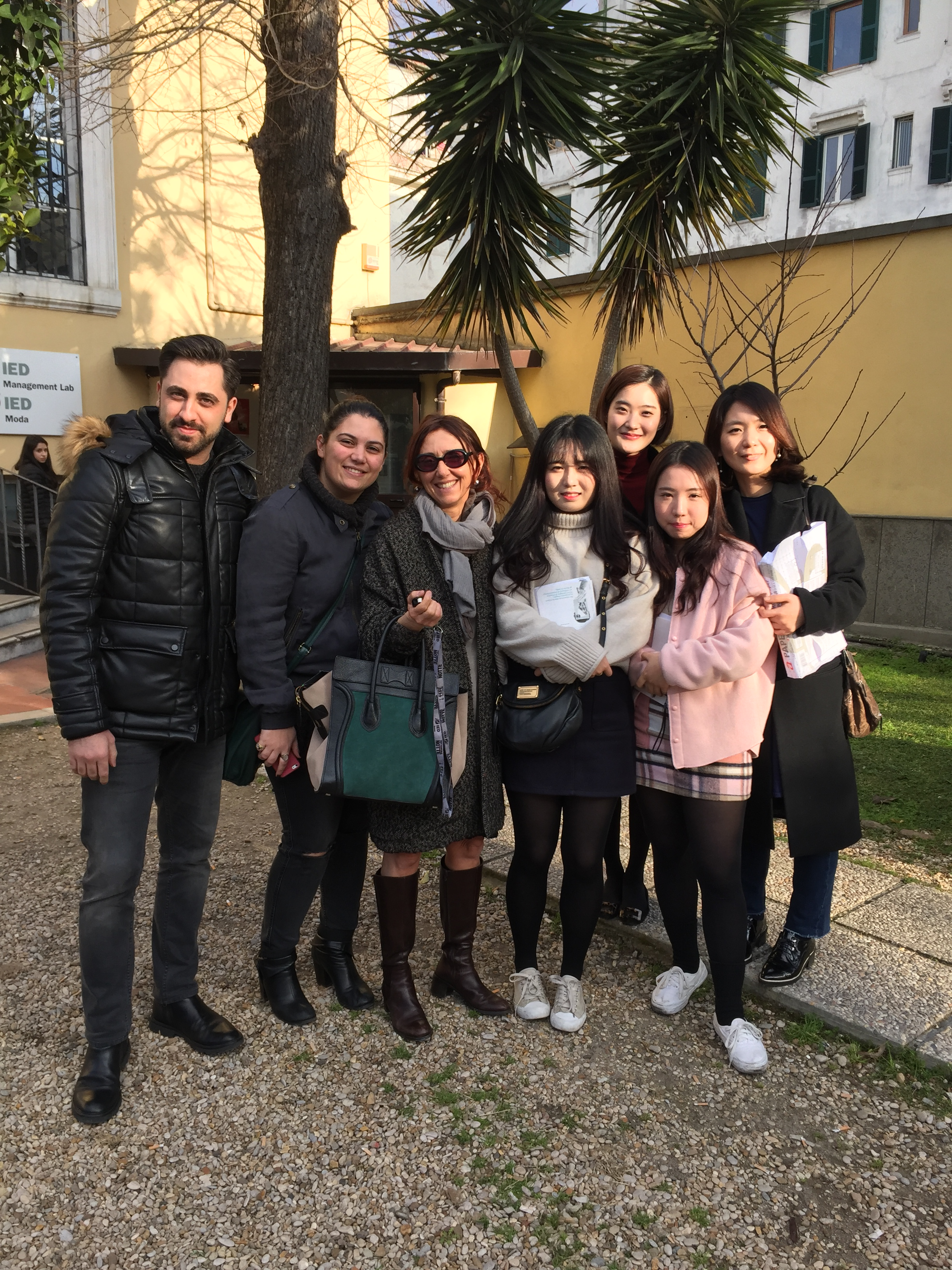 이탈리아 IED 종합디자인대학교
