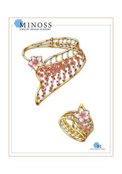 2008 보석문화상품 공모전 입선 이은주