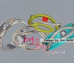 #jewelrymaking #jewelry3ddesign #라이노캐드 #주얼리캐드 #커플링만들기 #커플링디자인 #주얼리브랜드 #주얼리학원 #주얼리캐드학원 #반지만들기