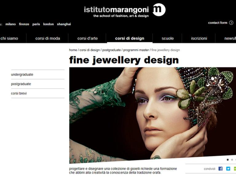이탈리아 패션쥬얼리악세사리 마랑고니유학
