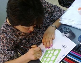 압구정에서 화인주얼리 살롱 대표이신 디자이너2