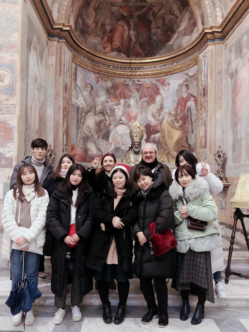 미노스 이탈리아로마 금속공예 전통을 배우며 .JPG