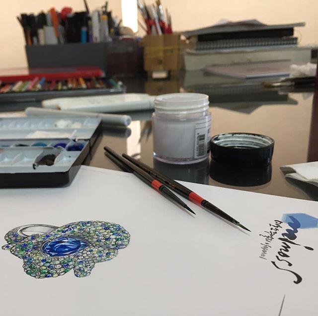 #jewelrydesign #주얼리디자인학원 _#주얼리디자인스쿨 #주얼리렌더링클래스 _#주얼리디자인채색 #주얼리디자이너 _#주얼리포트폴리오 #주얼리공예
