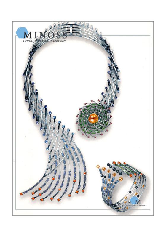 2009 국제 주얼리 디자인 공모전 특선 수상작 정규과정 이 예 리