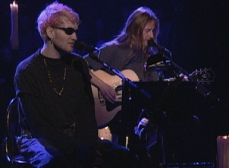 """The terrifying nature of """"live, unplugged..."""""""