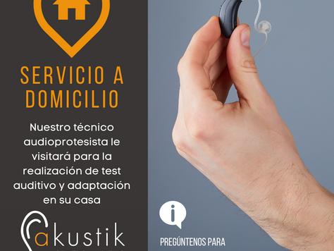 VISITA A DOMICILIO - HOME SERVICE - HAUSBESUCH