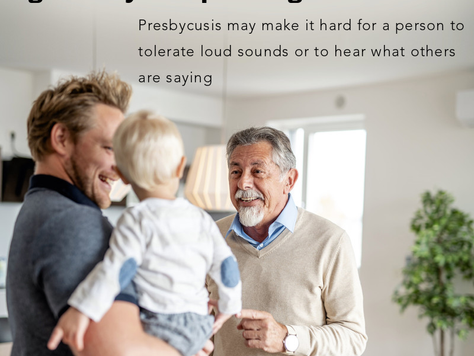FIRST SIGNS AND SYMPTOMS OF HEAR LOSS