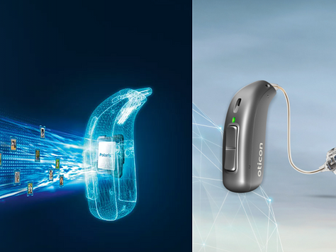 OTICON MORE - THE MOST INTELLIGENT HEARING AID HAS ARRIVED TO OUR HEARING CENTRE
