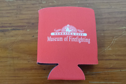 Koozie With Museum Logo