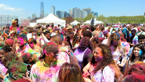 Spring Color Festival