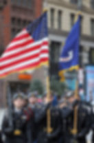 color guard Veteran's parade 2019.jpg
