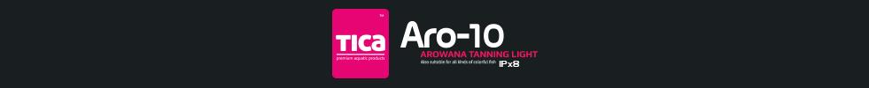 aro10 tanning light