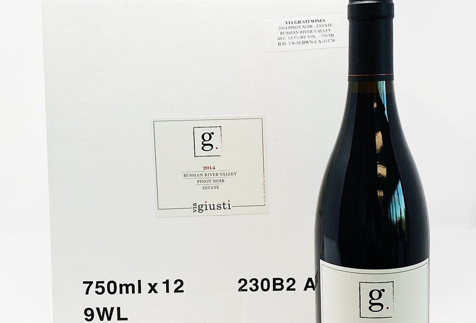 Case Promo - 2014 RRV Estate Pinot Noir