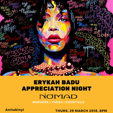 A night of Soul: 29 March 2018