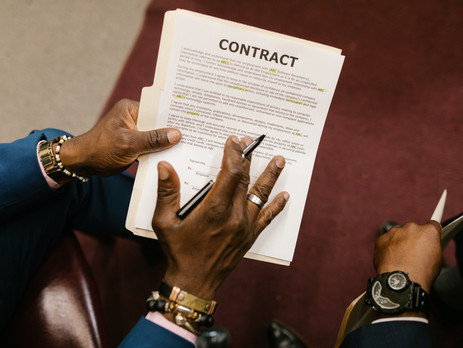 The basics of Creative contracts