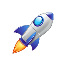 Rocket Icon without black circle.png