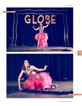 Fashion Editorial Elegant Magazine Featuring: Melissa Mars Photography: Emmanuelle Choussy