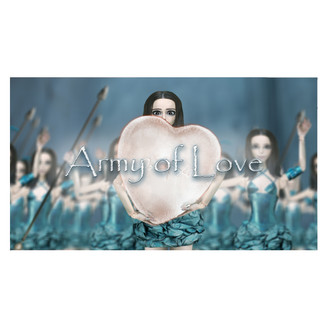 Army of Love, animation musical tale