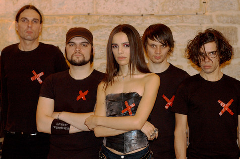 My First Band Photo by Tito Guzman