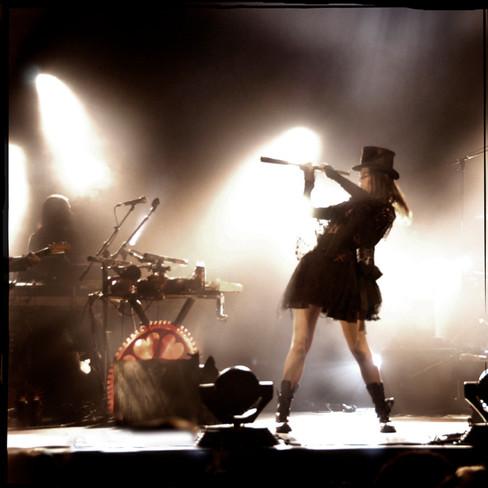 Live @ La Cigale Photo by Abacca