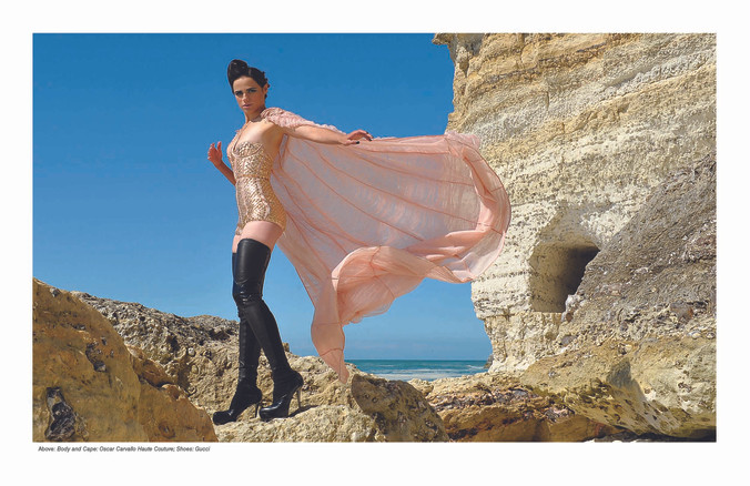 Fashion Editorial Vigore Magazine Featuring: Melissa Mars Photography: Greg Alexander
