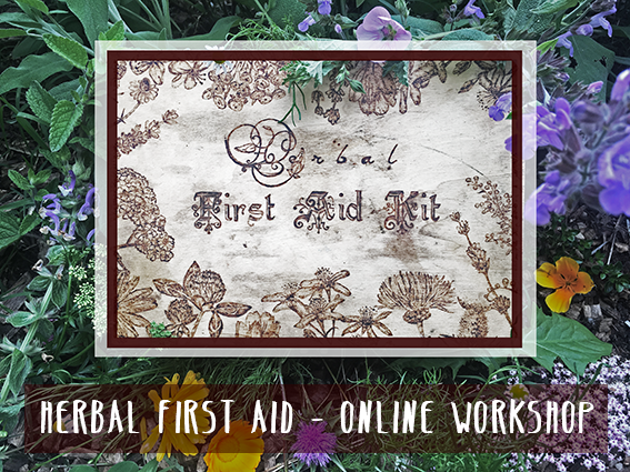 Herbal First Aid - Online