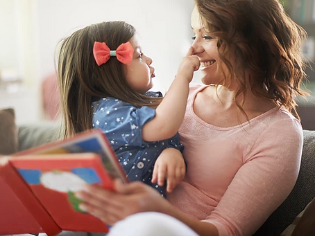How talking to your baby improves their learning and development