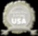 Smoke Free Living USA Platinum Certified Logo