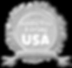 Smoke Free Living USA Silver Certified Logo