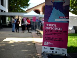 Festival Pop'Science à Vienne