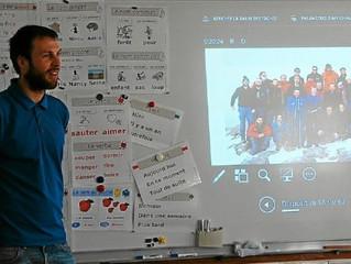 Clément Cornec raconte l'Antarctique à Notre-Dame des Carmes