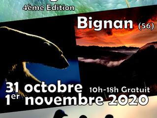 Exposition au Festival Foto Natur en Argoat