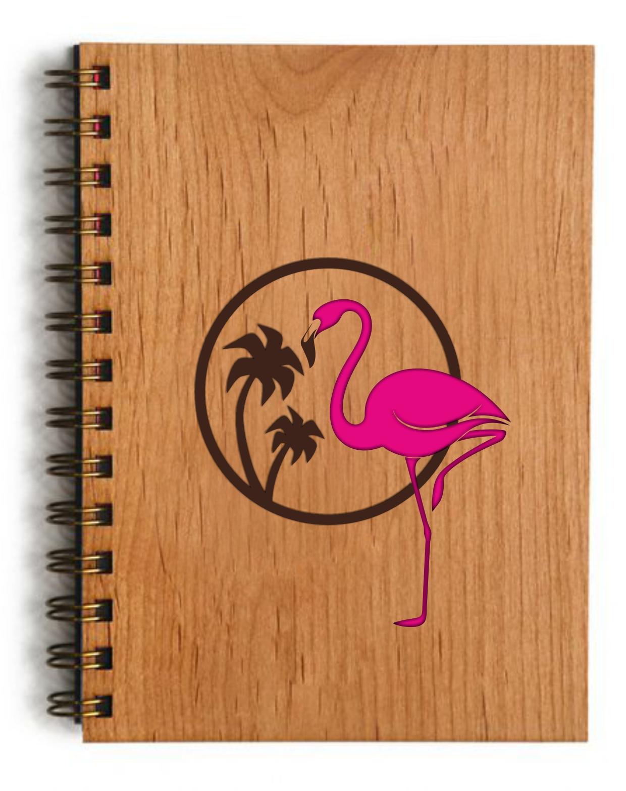 libreta flamingo