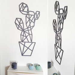 cactus poligonal