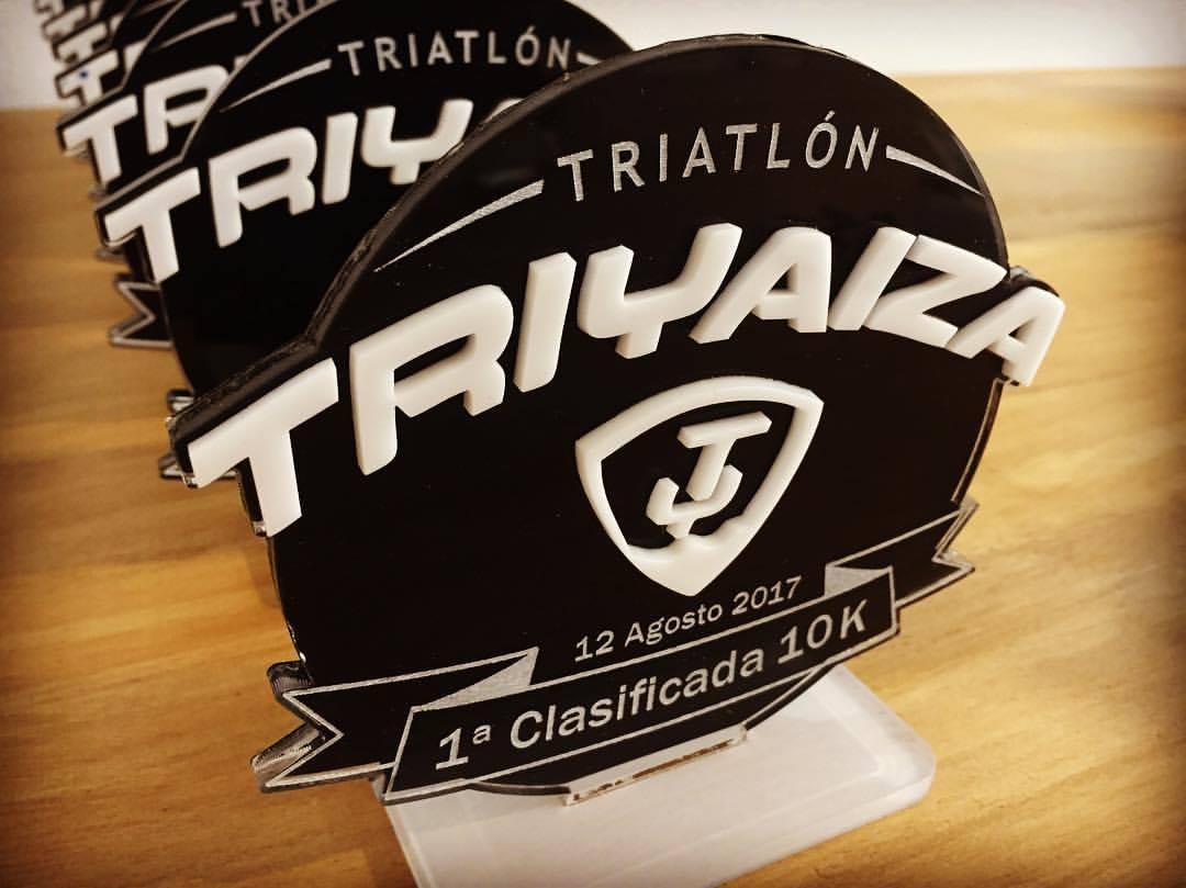 Trofeo para Triyaiza Run