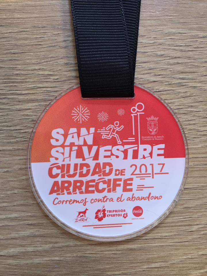 Medalla San Silvestre