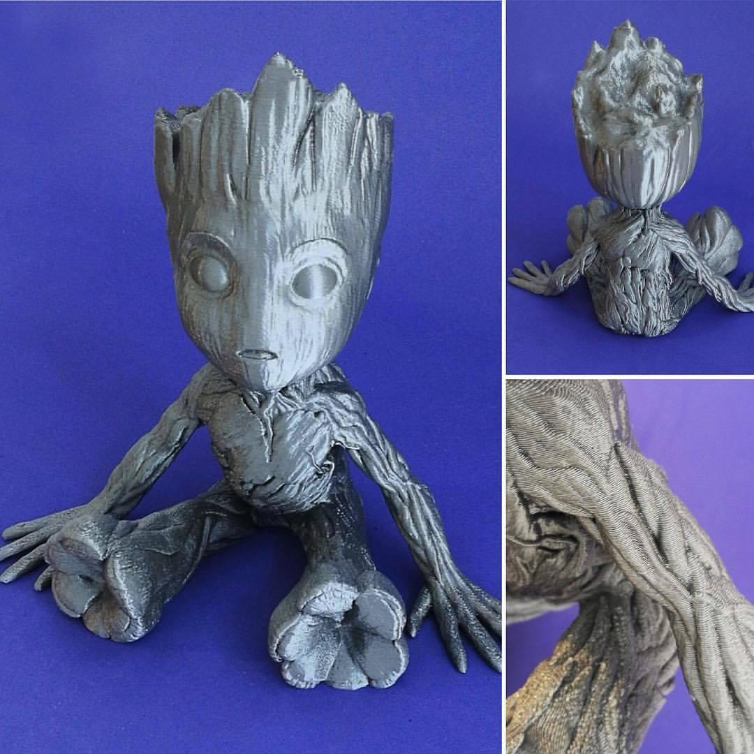 Groot impreso en 3D