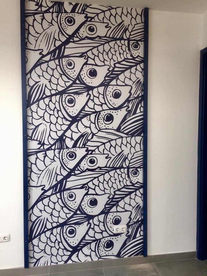 decoración_vinilo_de_pared