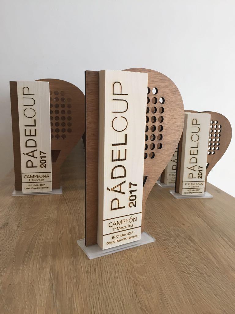 Trofeo Padel Cup Madera 2