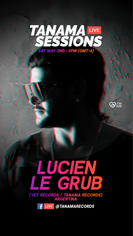 TANAMA LIVE SESSIONS LUCIEN - STORIES SI