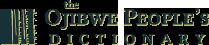Ojibwe (Ojibwe People's Dictionary)